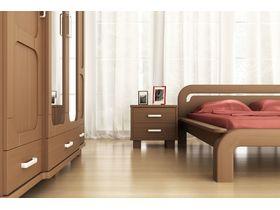 """Современная двуспальная кровать """"Селена 2"""""""