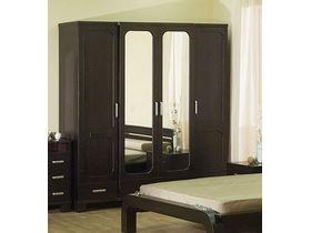 """Шкаф для одежды 4-дверный """"Селена 2"""""""