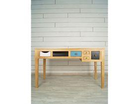 Письменный стол с ящиками Aquarelle Birch