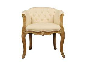 Маленькое кресло французского дизайна