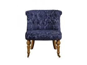Мягкое кресло из массива дуба