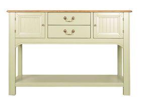 Большой консольный стол с ящиками Olivia