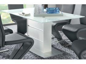 """Стильный раздвижной стол """"Carat"""""""