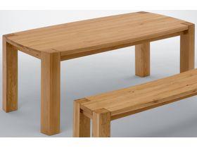 """Обеденный стол из натурального дерева """"Massiva"""""""