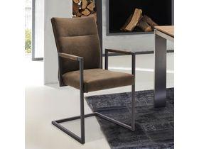 """Дизайнерский стул с подлокотниками """"Barock"""""""