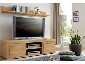 """Деревянная тумба для телевизора в гостиную """"City"""""""