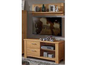 """Тумба из дерева для телевизора в современную гостиную """"Casa-nova"""""""
