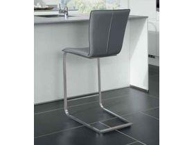 """Барный стул на кухню из нержавеющей стали """"Tresen"""""""