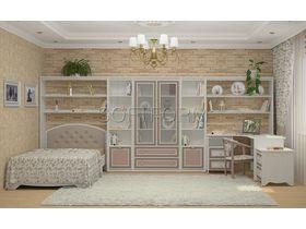 """Коллекция мебели для спальни в неоклассическом стиле """"Стрекоза"""""""
