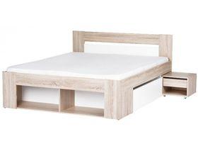 """Кровать с 2-мя прикроватными тумбами """"Milo"""""""