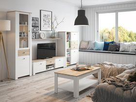 """Светлый комплект мебели в гостиную комнату """"Alice"""""""