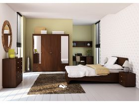 """Классическая спальня из дерева """"Meris"""""""