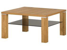 """Квадратный журнальный столик из дерева """"Torino"""""""