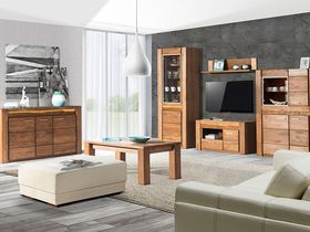 """Коллекция мебели из дерева в гостиную """"Velvet"""""""