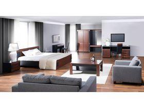 """Классическая спальня из натурального дерева """"Vievien"""""""