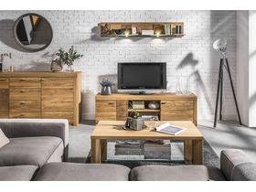 """Коллекция мебели из дерева в гостиную """"Velle"""""""