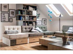 """Модульная мягкая мебель для гостиной """"Сustom"""""""