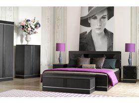 """Спальня в темных тонах в современном дизайне """"Classic"""""""