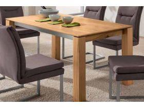 """Стильный обеденный стол из дерева """"W-vancouver"""""""