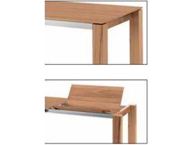"""Современный раздвижной стол из дерева """"W-vancouver"""""""