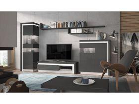 """Комплект мебели для гостиной """"Lyon Dark"""""""